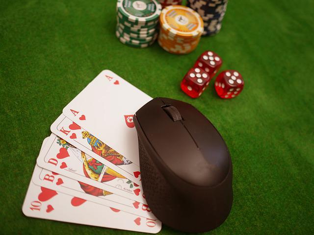 gambling market,